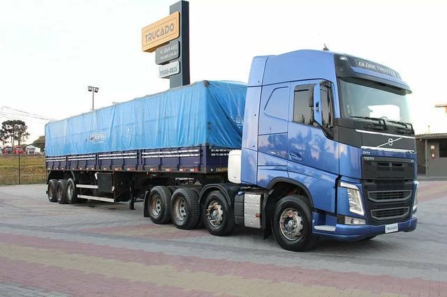 Volvo FH500 2016