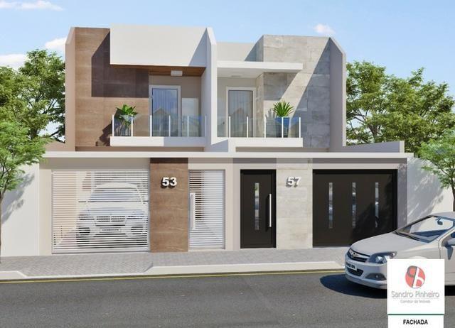 Duplex em construção - Cidade Nova - Fino acabamento - Foto 3