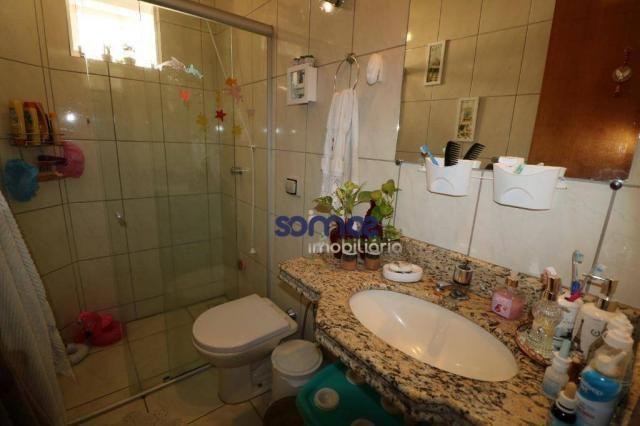 Apartamento com 3 dormitórios à venda, 95 m² por r$ 275.000,00 - jardim américa - goiânia/ - Foto 6