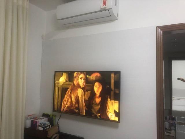 Vendo apartamento no Bueno, mobiliado, 3q com suite valor 310mil - Foto 2