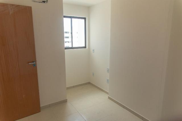 Apartamento 3 quartos com varanda na Jatiúca - Foto 11
