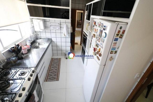 Apartamento com 3 dormitórios à venda, 80 m² por r$ 290.000,00 - setor nova suiça - goiâni - Foto 10