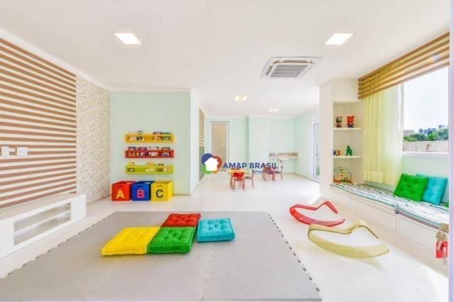 Apartamento com 4 dormitórios à venda, 175 m² por R$ 1.080.000,00 - Setor Marista - Goiâni - Foto 20