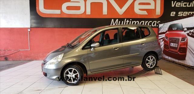 HONDA FIT 2007/2008 1.5 EX 16V GASOLINA 4P AUTOMÁTICO - Foto 2