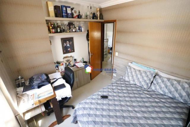Apartamento com 3 dormitórios à venda, 80 m² por r$ 290.000,00 - setor nova suiça - goiâni - Foto 15