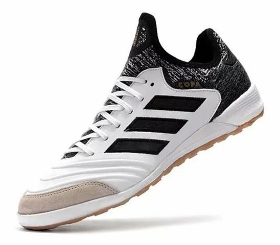 Chuteira Society Adidas Copa - N° 38,5 e 40,5 - Foto 2