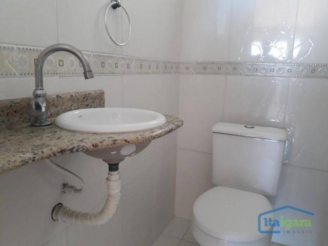 Cobertura com 4 dormitórios para alugar, 200 m²- pitangueiras - lauro de freitas/ba - Foto 13