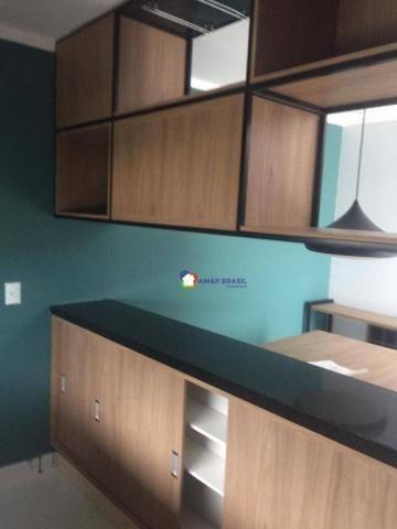 Apartamento Duplex com 2 dormitórios à venda, 80 m² por R$ 620.000,00 - Setor Bueno - Goiâ - Foto 4