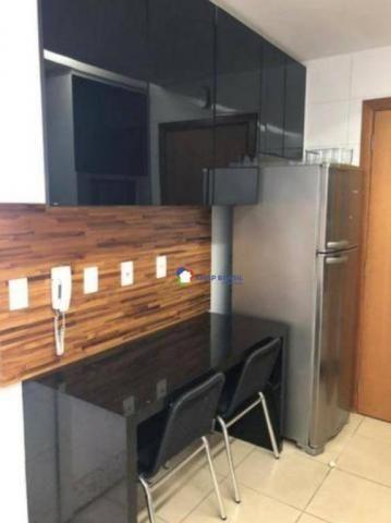 Apartamento com 2 dormitórios à venda, 105 m² por R$ 495.000,00 - Setor Bueno - Goiânia/GO - Foto 20