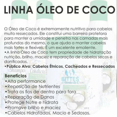 Fortalecimento Capilar Kit de Coco Hábito Cosméticos - Foto 2