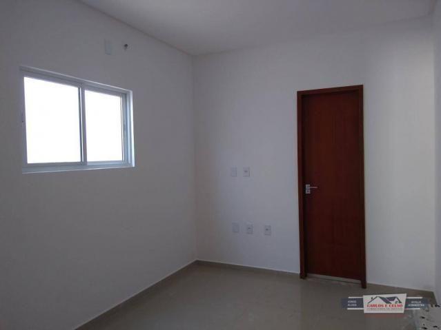 Apartamento Duplex com 4 dormitórios à venda, 160 m² por R$ 380.000 - Maternidade - Patos/ - Foto 6
