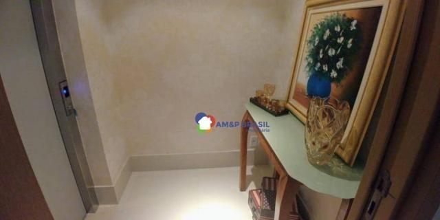 Apartamento com 3 dormitórios à venda, 179 m² por r$ 1.250.000,00 - setor marista - goiâni - Foto 4