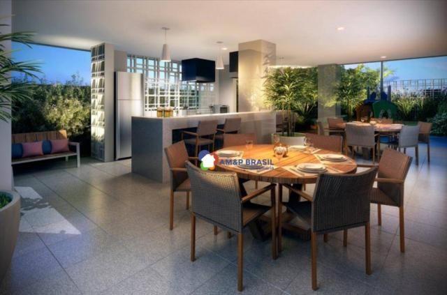 Apartamento com 3 dormitórios à venda, 178 m² por r$ 1.115.500,00 - setor marista - goiâni - Foto 12