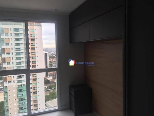 Apartamento Duplex com 2 dormitórios à venda, 80 m² por R$ 620.000,00 - Setor Bueno - Goiâ - Foto 5