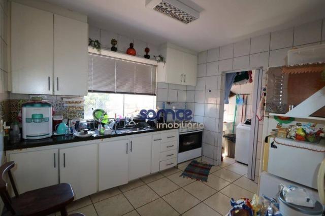 Apartamento com 3 dormitórios à venda, 95 m² por r$ 275.000,00 - jardim américa - goiânia/ - Foto 7