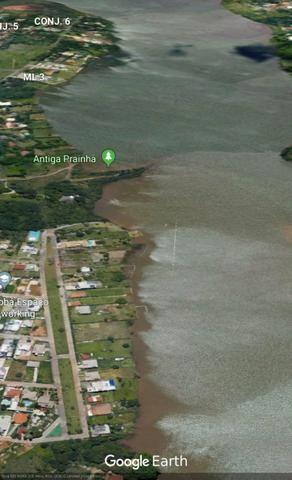 Oportunidades! lote na beira do Beira do lago - Foto 5