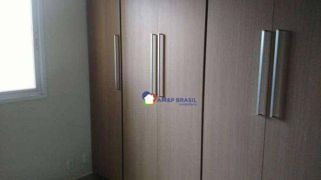 Apartamento com 3 dormitórios à venda, 111 m² por R$ 575.000,00 - Serrinha - Goiânia/GO - Foto 8