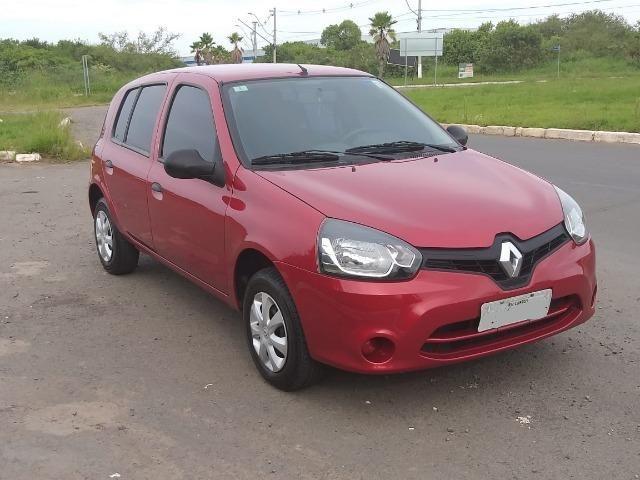 Renault Clio 1.0 Expression 2014. - 4 Portas