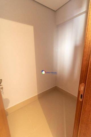 Apartamento com 3 dormitórios à venda, 230 m² por r$ 940.000,00 - setor bueno - goiânia/go - Foto 19