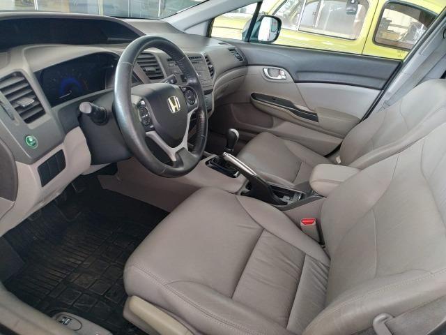 Honda Civic LXL 1.8 Manual - Foto 10