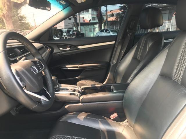 Honda Civic sport 2.0 flex com gnv 5.geração automático cvt completo 2018 - Foto 9