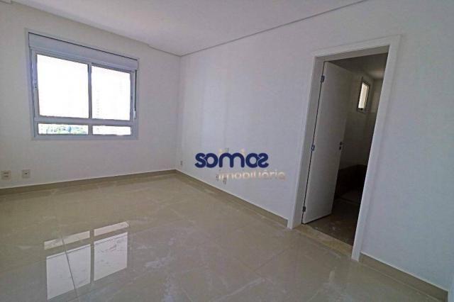 Apartamento duplex com 4 dormitórios à venda, 288 m² por r$ 2.080.000,00 - setor bueno - g - Foto 16