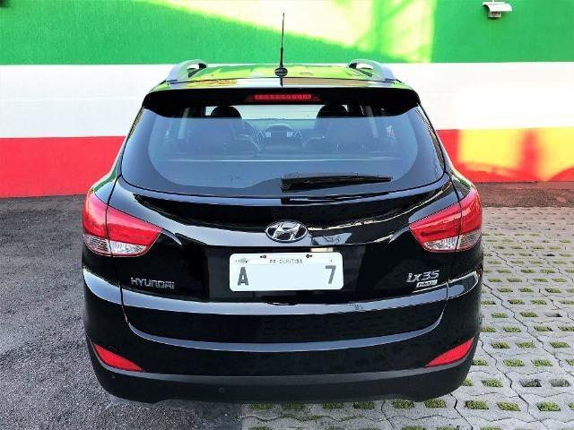 Hyundai IX35 Botão Start, Automática, Top + Kit GNV Última Geração, Baixa km. Lindo Carro! - Foto 8