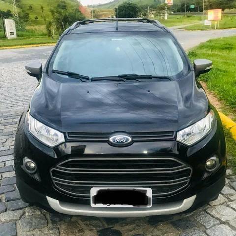 Ford Ecosport = ENTRADA + PARCELAS