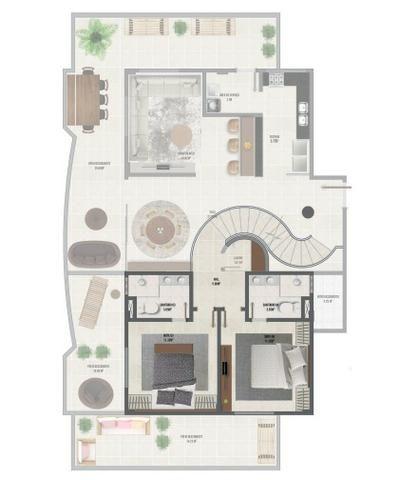 Residencial Lotus 2/4 e 3/4 - Foto 7