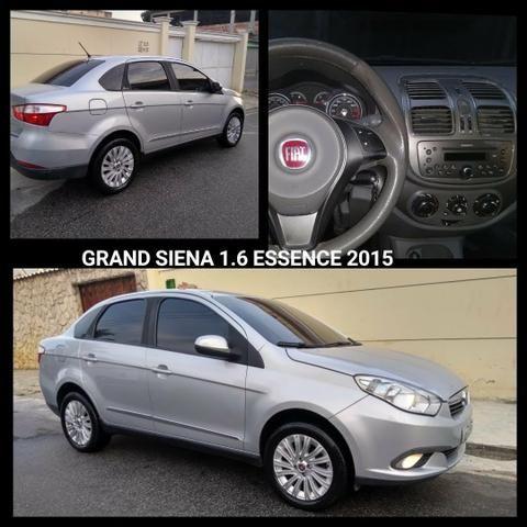 Vendo grand Siena 1.6 essence 2015 - Foto 8