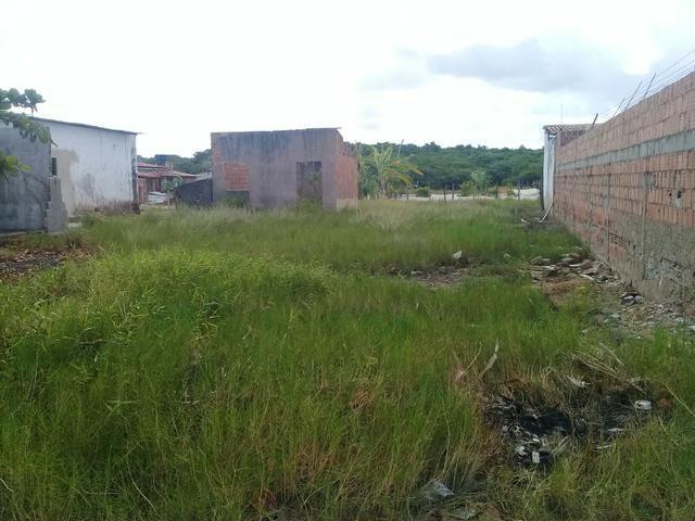 Vende-se um terreno em São jose 13x25 valor 17.500,pego moto como entrada - Foto 2