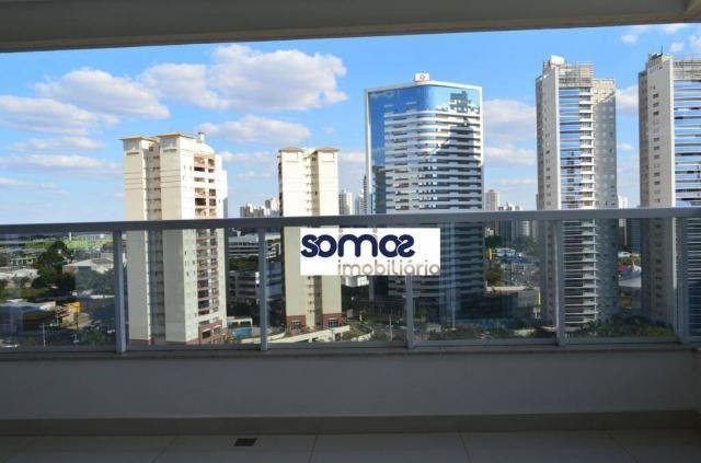 Apartamento com 4 dormitórios à venda, 178 m² por r$ 1.105.000,00 - jardim goiás - goiânia - Foto 4