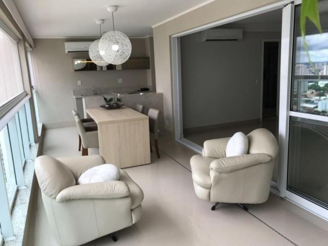 Apartamento com 3 dormitórios à venda, 149 m² por r$ 950.000 - setor bueno - goiânia/go
