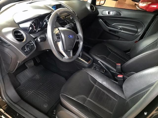 Fiesta Titanium automático completaço! Excelente! - Foto 4