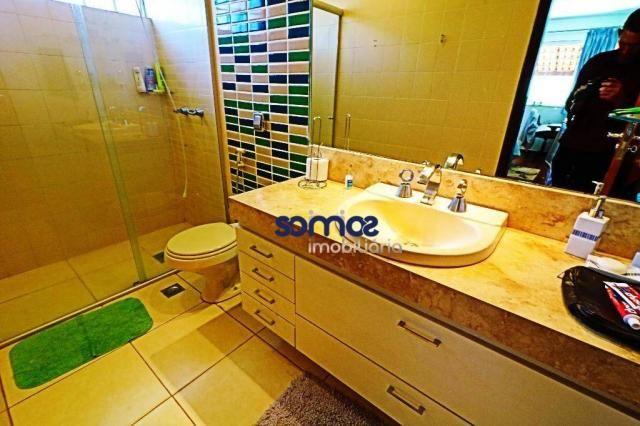 Sobrado com 4 dormitórios à venda, 280 m² por R$ 995.000,00 - Setor Sul - Goiânia/GO - Foto 18