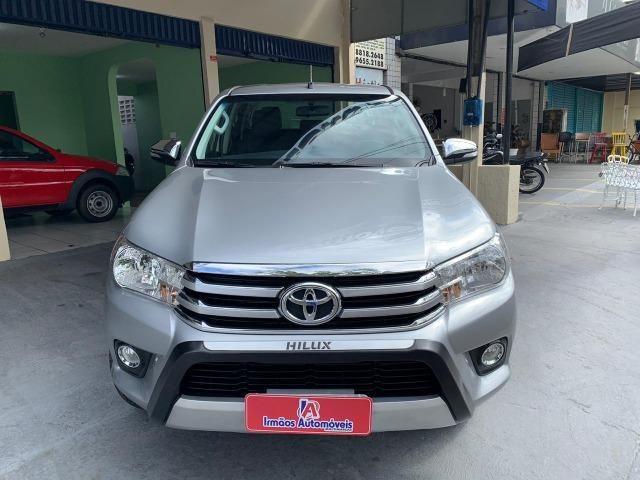 Toyota Hilux SRV 2.8 4X4 Diesel 2016