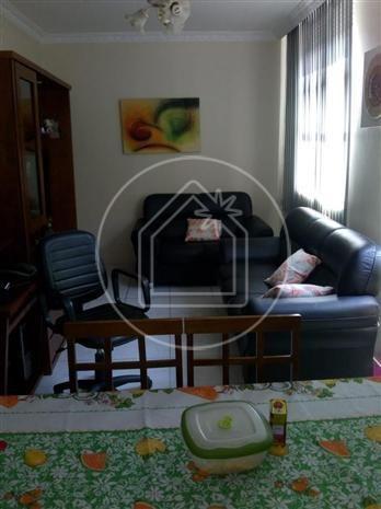 Apartamento à venda com 3 dormitórios em Vila isabel, Rio de janeiro cod:864725 - Foto 2