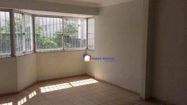 Apartamento com 3 dormitórios à venda, 78 m² por r$ 170.000,00 - setor bela vista - goiâni