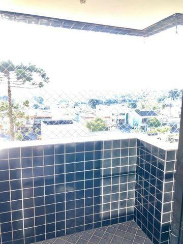 Apartamento 3 dormitórios mobiliada no Cabral - Foto 13