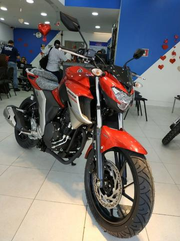 Yamaha Fazer 250 ABS - 2020*Entrada a partir de 1.290