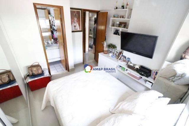 Apartamento com 3 dormitórios à venda, 80 m² por r$ 290.000,00 - setor nova suiça - goiâni - Foto 8