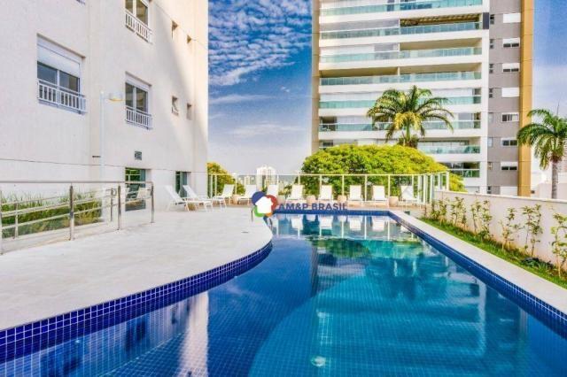 Apartamento com 4 dormitórios à venda, 175 m² por R$ 1.080.000,00 - Setor Marista - Goiâni - Foto 19