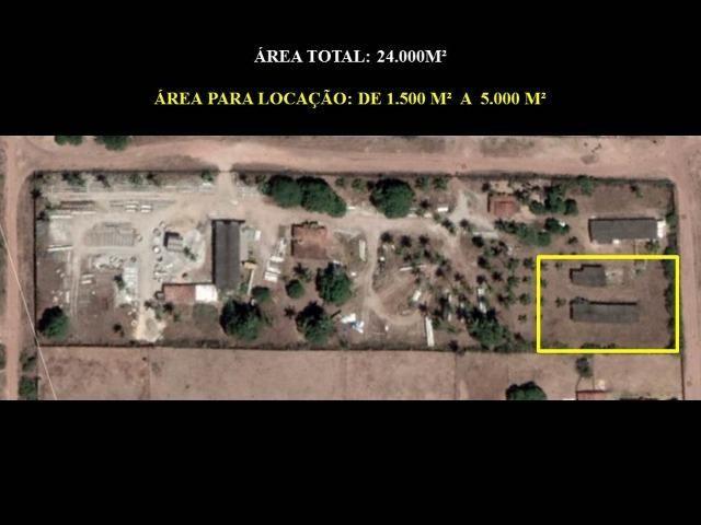 Aluga-se terreno para torre de comunicação próximo ao Aeroporto Inter. de Natal