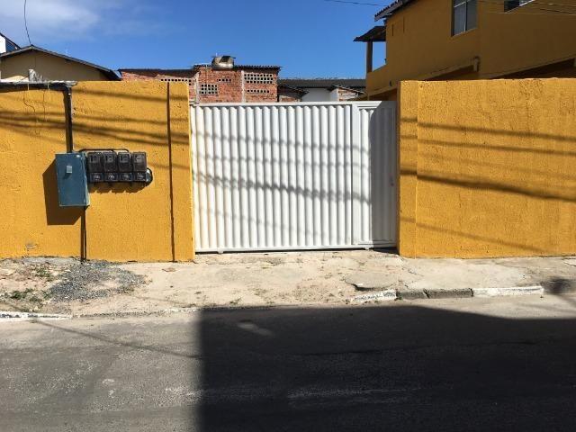 Alugo terreno grande de 350 metros no centro de Lauro de Freitas
