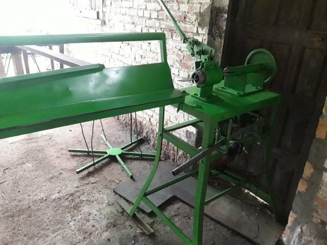 Máquina de fabricar Tela