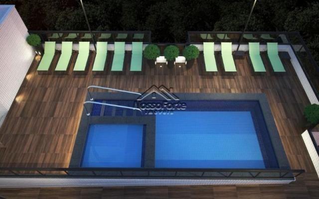 Lançamento Apartamento na Ocian em Praia Grande - Foto 5