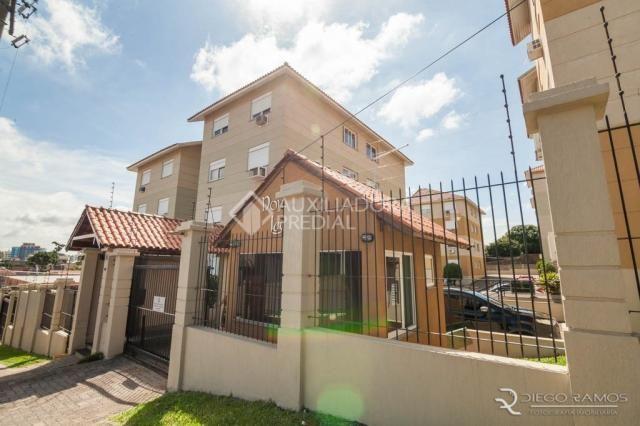 Apartamento para alugar com 2 dormitórios em Nossa senhora das graças, Canoas cod:287292 - Foto 2
