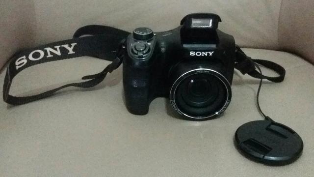 Máquina fotográfica Sony Cyber-shot DSC-H100 Nova
