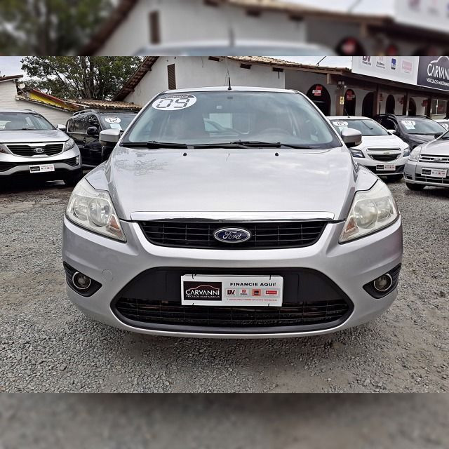 Ford Focus Hatch GLX 2009 Completo - Foto 2