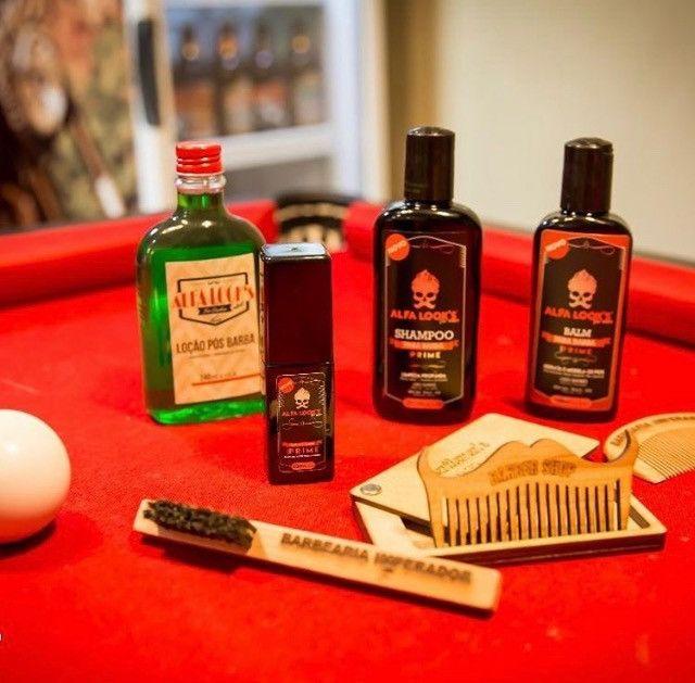Passo barbearia (barbershop) montado - Foto 4
